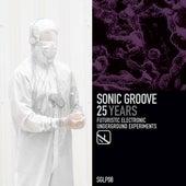Sonic Groove : 25 Years (1995-2020) de Various Artists