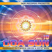 Goa Sun, Vol. 10 (Album DJ Mix Version) by Goa Doc