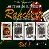 Los Reyes de La Música Ranchera Volume 1 van Pedro Infante