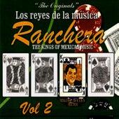 Los Reyes De La Música Ranchera Volume 2 by Miguel Aceves Mejia