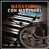 Las Mañanitas Con Mariachi y Marimba by Various Artists