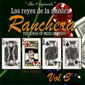 Los Reyes De La Música Ranchera Volume 3 by Jorge Negrete