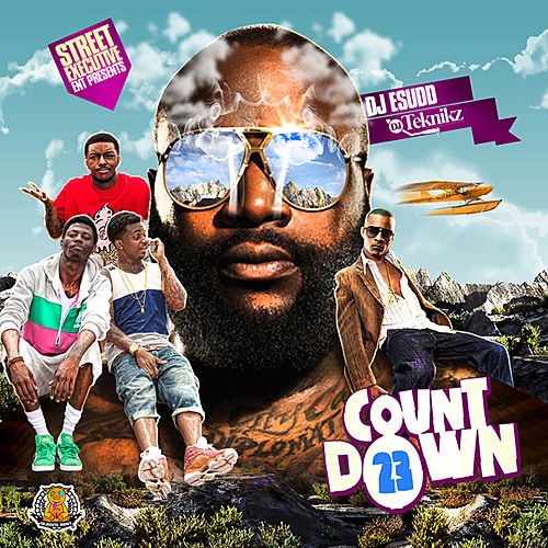 Street Exec Countdown 23 by Various Artists