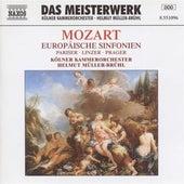Mozart: European Symphonies (Symphonies Nos. 31, 36, and 38) by Helmut Muller-Bruhl