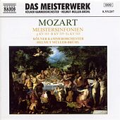 Mozart: Master Symphonies (Symphonies Nos. 25, 33, and 39) by Helmut Muller-Bruhl