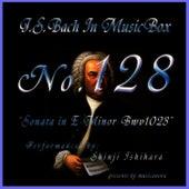 Bach In Musical Box 128 / Sonata E Minor Bwv1023 by Shinji Ishihara