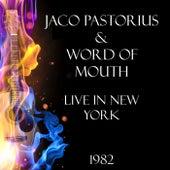 Live in New York 1982 (Live) von Jaco Pastorius