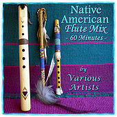 Native American Flute Mix:  60 Minutes by Various Artists