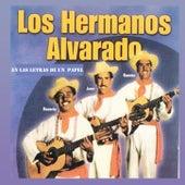 EN LAS LETRAS DE UN PAPEL de Hermanos Alvarado