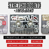 Freestyle EP 1 by Stretch and Bobbito