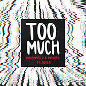 Too Much (feat. Usher) de Marshmello & Imanbek
