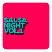Salsa Night Vol. 1 de Various Artists