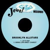 Let's Rap / Swing Low Sweet Chariot de The Brooklyn All-Stars