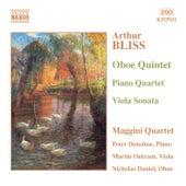 Bliss: Oboe Quintet / Piano Quartet / Viola Sonata by Various Artists