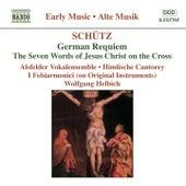 Schutz: German Requiem / Seven Last Words of Christ by Veronika Winter