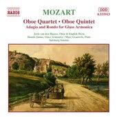 Mozart: Oboe Quartet, K. 370 / Oboe Quintet, K. 406A de Various Artists
