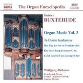 Buxtehude: Organ Music, Vol. 3 de Wolfgang Rubsam