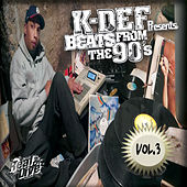 Beats from the 90's Vol. 3 by K-Def