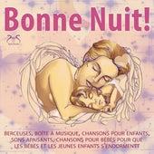 Bonne Nuit! Berceuses, boîte à musique, chansons pour enfants, sons apaisants, chansons pour bébés pour que les bébés et les jeunes enfants s'endorment von Max Relâchement