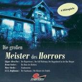 6 Hörspiele von Die großen Meister des Horrors