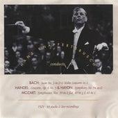 Hans Knappertsbusch conducts Studio & Live Performances (1929-1944) von Various Artists