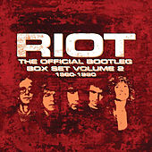 The Official Bootleg Boxset, Vol. 2: 1980 – 1990 (Live) by Riot