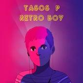 Retro Boy von Tasos P.