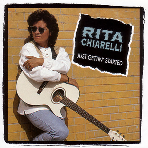 Just Gettin' Started by Rita Chiarelli