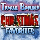 Christmas Favorites by Teresa Brewer