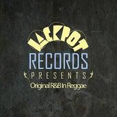 Jackpot Presents Original R&B In Reggae by Various Artists