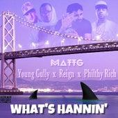 What's Hannin' (feat. Young Gully, Reign & Philthy Rich) de Matt G.