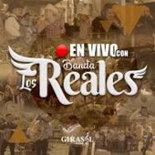 En Vivo Con Banda los Reales (En Vivo) de Banda Los Reales