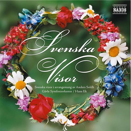 Svenska Visor (Swedish Hymns) by Hans Ek