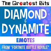 Diamond & Dynamite Emotes (From