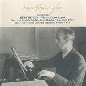 Wilhelm Furtwängler conducts Beethoven Piano Concertos by Various Artists