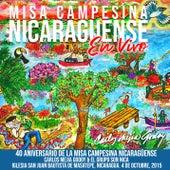 Misa Campesina Nicaraguense en Vivo - 40 Aniversario de Carlos Mejia Godoy