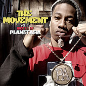 Soul Logic Presents : The Movement Vol. 1 Hosted By Planet Asia de Various Artists