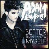 Better Than I Know Myself by Adam Lambert