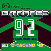 D.Trance 92 (Incl. Techno 49) by Various Artists