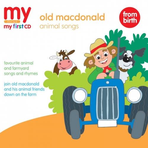 My First CD - Old Macdonald by Kidzone