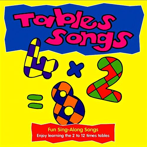 Tables Songs by Kidzone