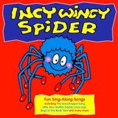 Incy Wincy Spider by Kidzone
