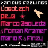 Various Feelings EP by Various Artists