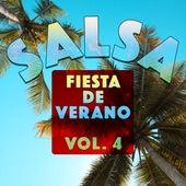 Salsa - Fiesta de Verano, Vol. 4 by Various Artists