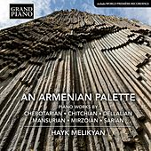 An Armenian Palette by Hayk Melikyan
