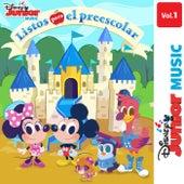 Disney Junior Music: Listos para el preescolar Vol. 1 de Gaby Moreno