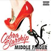 Middle Finger de Cobra Starship