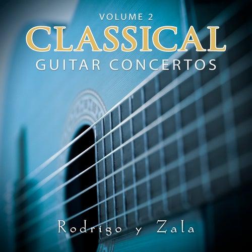 Classical Guitar Concertos Vol 2 by Rodrigo y Zala