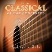 Classical Guitar Concertos Vol 1 by Rodrigo y Zala