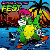 Stoked for the Fest, Vol. 1 by Andrew Paley, Typestter, Days N Daze, Wolves&Wolves&Wolves&Wolves, Catbite, Mikey Erg, Debt Neglector, Expert Timing, Guilhem, Billy Liar, Answering Machine, Woolbright, Little Teeth, Movin In Stereo, Catholic Guilt, Reconciler, The Eradicator
